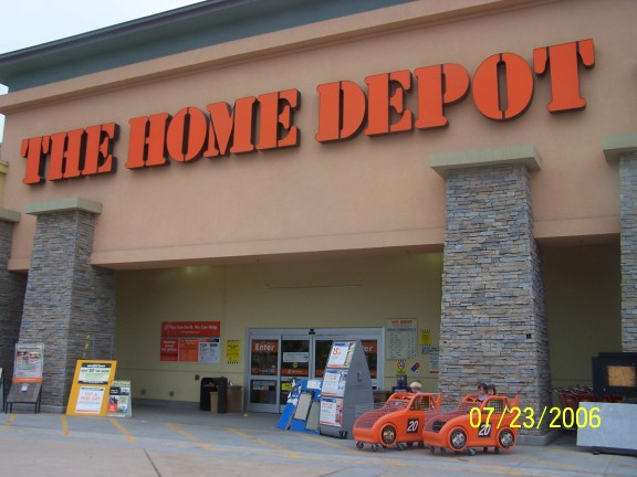 "Two Home Depot stores are on the Ft. Lauderdale ""cruising for sex"" listings ..."
