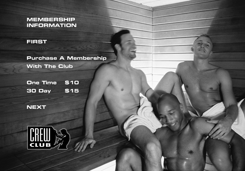 "... Club,"" a 24/7 homosexual bathhouse where men go for anonymous sodomitic ..."