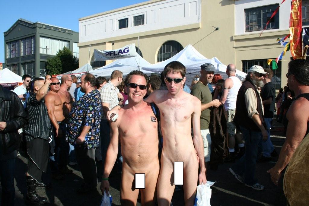 Folsom street fair nude pics topic rather