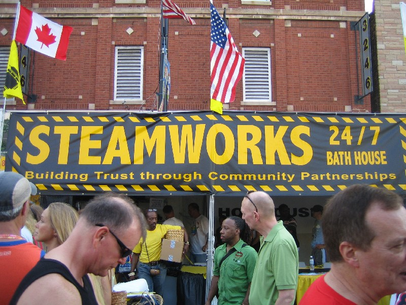 Steamworks matchmaking