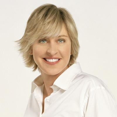 Ellen DeGeneres is practicing lesbianism and she thinks it's OK. Does that give her any moral authority?