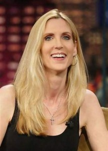 gays Ann coulter on