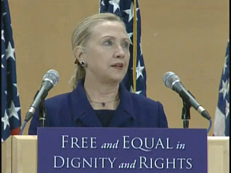 Hillary Clinton's 'Gay' UN Speech Promotes Homosexuality in the Name of ...