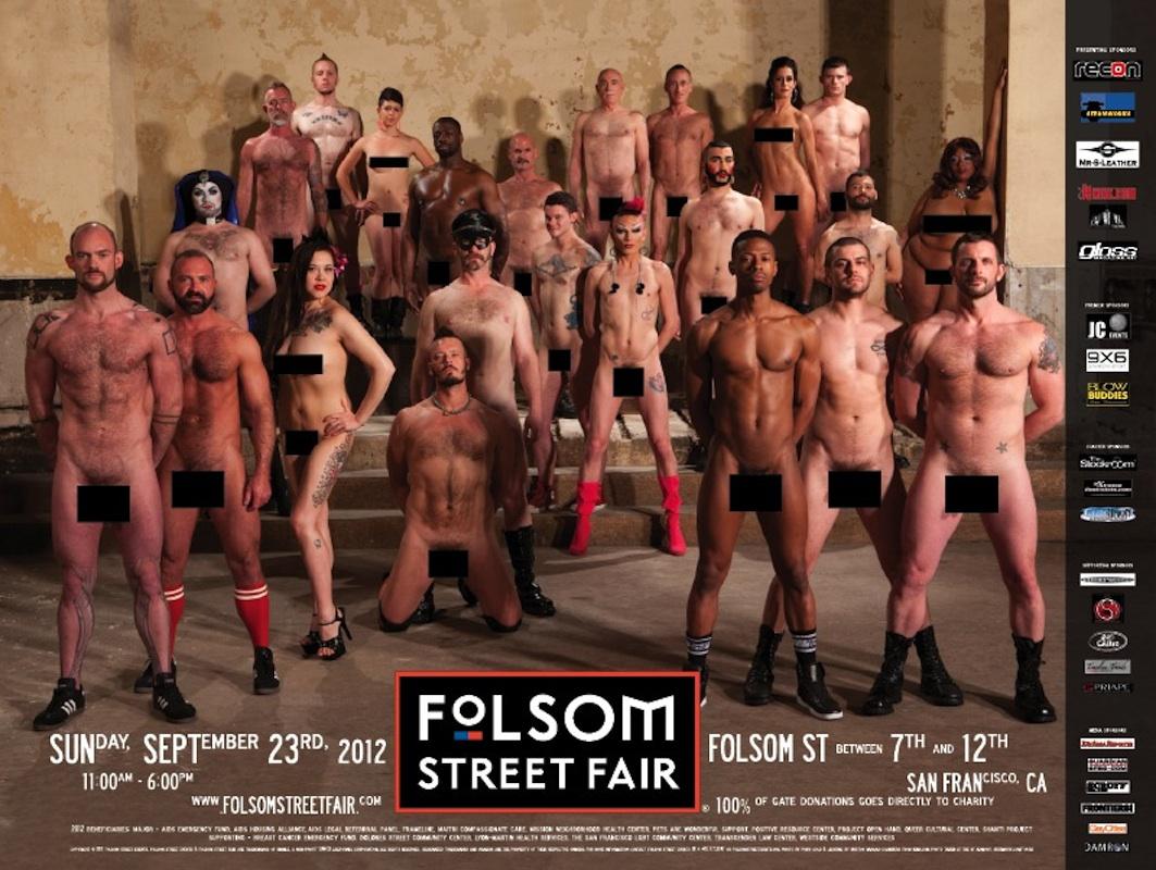 San Francisco Gay Sex Clubs