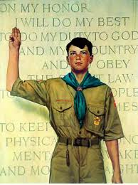 "Will the Boy Scouts cave in to the powerful ""Gay"" Lobby and jeopardize the safety and moral well-being of the boys in their care?"