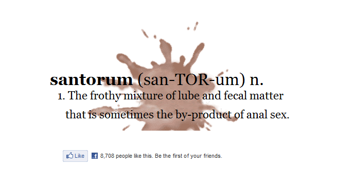 """Homosexual activists like Dan Savage (creator of the vile """"Santorum.com"""" website mocking Sen. Rick Santorum -- get a free pass in the media, while Christian pro-family groups like AFTAH are labeled """"hate groups"""" by the same media."""