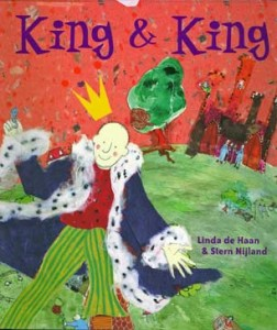 "Homosexual ""marriage"" will accelerate the promotion of homosexuality and gender confusion as 'normal' in public schools. In Massachusetts, 2nd graders were required to read this book, ""King & King,"" about a prince who falls in love and ""marries"" another man instead of a princess. Parents in Mass. lost their right to guide their own children's moral values if they keep them in public schools."