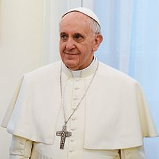 Pope Francis.