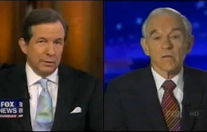 Fox News Sunday anchor Chris Wallace, in his 2011 interview with GOP presidential candidate Ron Paul, seems oblivious to the fact that homosexual-practicing males are disproportionately linked to HIV and other sexually-transmitted diseases.