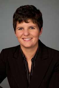 NLGJA President Jen Christensen