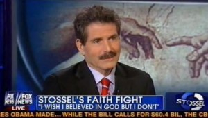 "Like many libertarians, Fox's John Stossel does not  care enough to investigate the anti-freedom implications of government-enforced ""rights"" based on homosexuality and gender confusion."