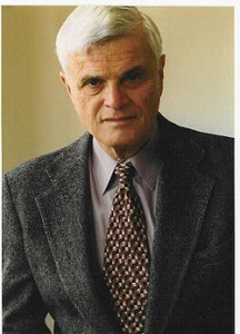 Roy Aarons, pro-homosexuality activist and founder of the NLGJA.