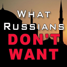 "AFTAH launches its ongoing  series, ""What Russians Don't Want,"" highlighting the realities of the ""gay"" movement that other nations do not want to take hold in their own country."