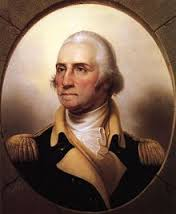 Our nation's first President, George Washington