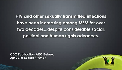 The Jamaica Coalition for a Healthy Society is fighting against the absurd idea that repealing the country's anti-buggery law will make it easier to control the spread of HIV in Jamaica.