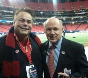 Chick-fil-A's new CEO, Dan Cathy, befriend homosexual activist and Campus Pride executive director Shame Windmeyer in the wake of  the media hubbub over Cathy's defense of natural marriage. Now Cathy heeded Windmeyer's advice to pull back from publicly