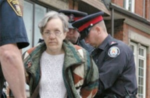 Linda Gibbons, a hero of the pro-life movement who has spent many months serving prison sentences as a result of her sacrificial efforts to save the unborn, championed AFTAH's work against the homosexual agenda.