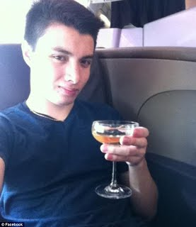 Mass murderer Elliot Rodger.