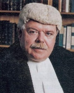 Judge Garry Nielson in 2003.