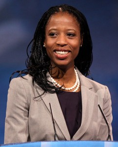 Republican Mia Love will be representing Utah's 4th Congressional District..
