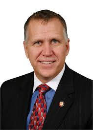 North Carolina Sen.-elect Thom Tillis.