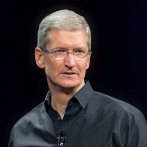 "Embracing the ""Gay"" and Slandering God -- Apple Inc CEO Tim Cook said he was ""proud to be gay, and I consider being gay among the greatest gifts God has given me."""