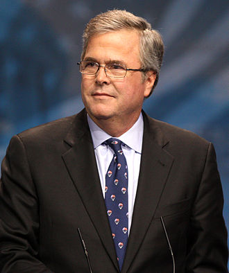 "GOP Too ""Anti-Gay""? Former Florida Governor Jeb Bush says Republicans come off as too ""anti-gay."""