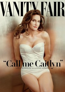 "STILL A MAN: Bruce Jenner (posing for Vanity Fair as ""Caitlyn"" above) is a biological male who wants to live as a woman--and claim that fictitious identity despite his male DNA.Calling Bruce a ""she"" perpetuates the lies of the gender radicals."