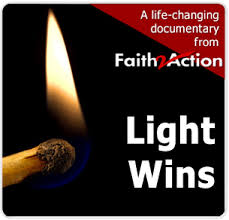 "Order ""Light Wins"" today by sending $22 postpaid to: AFTAH, PO Box 5522, Naperville, IL 60567-5522. In addition to the full-length film, you will receive a 30-minute abridged version and 90 minutes of special features."