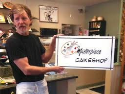 "Lakewood, CO baker Jack Phillips has lost 40 percent of his business after closing down the wedding cake part of his business so as not to be forced to make a cake celebrating a homosexual-sin-based ""wedding."""