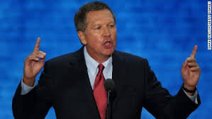 "Gov. John Kasich says Americans need to accept the Supreme Court's radical, nationalized redefinition of marriage and ""move on."""