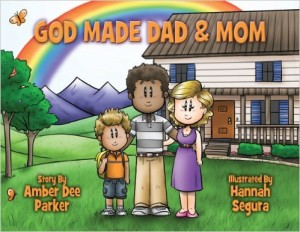 Amber_Parker_Book_God_Made_Dad_and_Mom