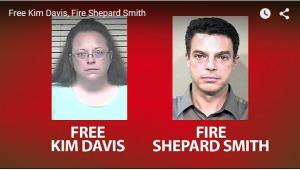Fox News' Shep Smith Joins the Kim Davis-hating Left: