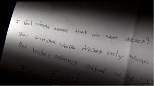 Paul_aka_Stefonknee_Wolscht_Letter_from_Child_Weird_You_Wear_Dresses