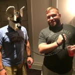 IML_2016_Man_with_Dog_on_leash