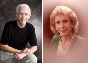 "Reality versus Fantasy: Walt Heyer (left) as the man he is, versus Walt Heyer living out his fantasy life as a ""woman"" names ""Laura."" See Heyer's website, SexChangeRegret.com."
