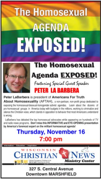Homosexual agenda documentary